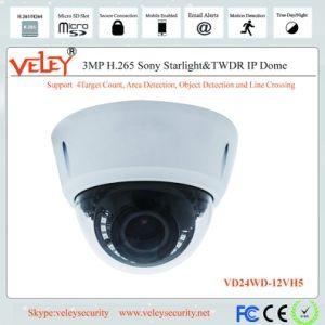 Video impermeabile all'ingrosso della rete della macchina fotografica del IP di obbligazione del CCTV della cupola di IR
