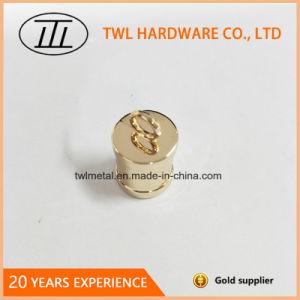 Lumière personnalisé métal or Tassel Cap pour sac Hjw1754