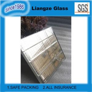 Het grijze Zilveren Glas van de Kunst van de Bouw met Ce voor Decoratie