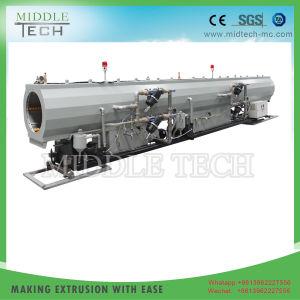 대직경 (630-800mm) 플라스틱 HDPE&PE 물 또는 가스압력 관 또는 관 내미는 장비