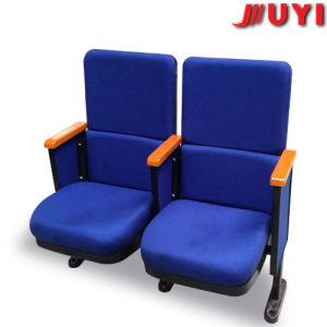 工場は鋼鉄足の講議耐火性の現代安い使用された折りたたみ椅子の中の人間工学的の家具製造販売業の泡をカスタマイズする