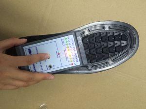 Antiestático ESD Autoclavable zapato suela de goma