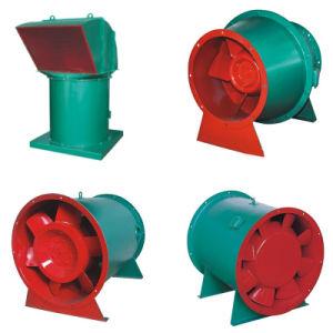 Swf Mixed Axial Flow Fan / Smoke Exhaust Fan