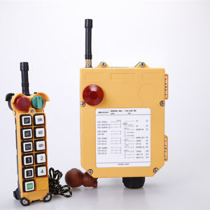 Kran zerteilt industrielles RadiofernsteuerungsF24-10d