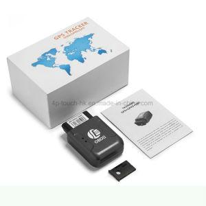 Gemakkelijk installeer GPS van Obdii van de Auto Drijver met Echt - het Volgen van de tijd T206