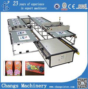 최대 Spt6080 EVA Slipper Screen Printer 또는 Screen Printing Machine (. printing 크기 60*80cm)