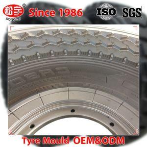 Tecnología de la EDM carretilla neumático diagonal molde con el polaco