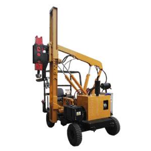 Barandilla Pile Driver controlador de pila estática de la presión hidráulica para la venta
