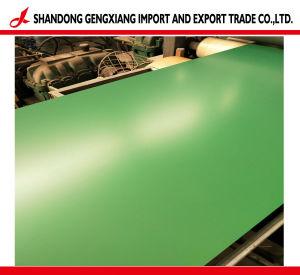 Couleur de Peinture polyester enduit PPGI PPGL Bobines en acier en provenance de Chine