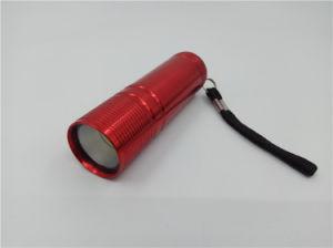 90cmニンポーでなされる小型Cboの電力源LEDの懐中電燈