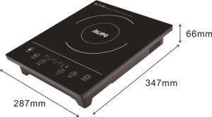 2000W携帯用接触単一バーナーの陶磁器の誘導の炊事道具