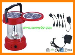 Linterna solar portátil con iluminación para juegos de entretenimiento