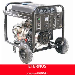 多目的Gasoline Generator 6kw (BK6500)