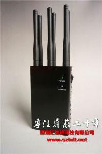 6-CH de Handbediende Mobiele GSM Stoorzender van de Telefoon van de Cel