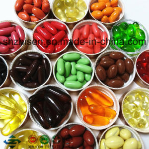 GMPによって証明されるビタミンA +D Softgel