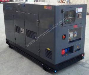 Cumminsのディーゼル機関1000kVAの防音の発電機