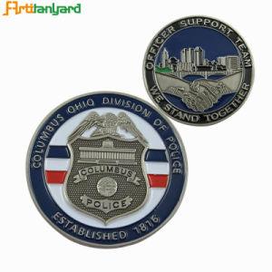 カスタマイズされた第2軍隊の記念品の硬貨