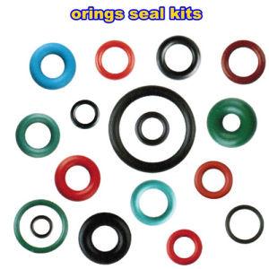 Diferentes tamaños y colores Oring Kits de la junta de goma