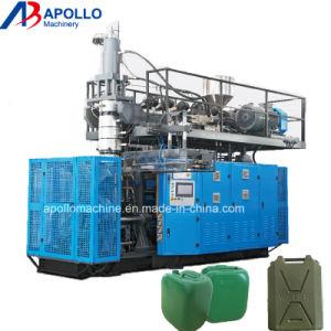 30 litros de extrusão de HDPE tambor plástico máquina de moldagem por sopro