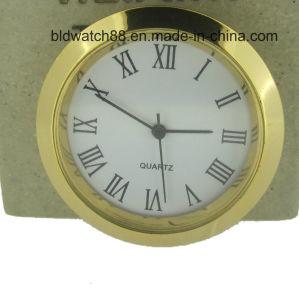 Reloj de regalo personalizados Inserta Mini inserto metálico relojes para promoción
