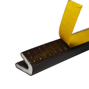 L Shape Self-Adhesive tiras de vedação tipo de revestimento