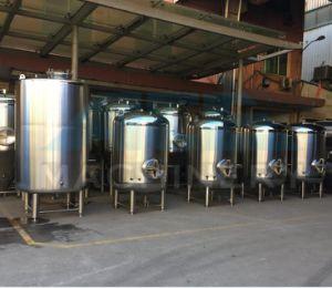 Personalizar cónico de alta qualidade fermentador/Home/Home Brew Tremonha de preparo fermentador/ Brewery equipamento (ACE-FJG-ER)