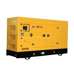 68kw/55kVA Deutz Engine Soundproof Diesel Generator (UD55)