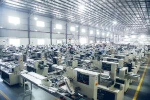 完全なステンレス鋼304のポテトチップの磨き粉のパッキング機械工場の価格