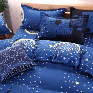 印刷されたポリエステル寝具の寝具
