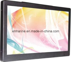 LED metálico Blacklight Monitor de TV a cores