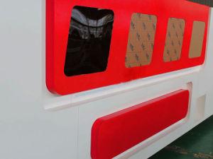 Full-Enclosed 1000W máquina de corte láser de fibra con cambiador de palets