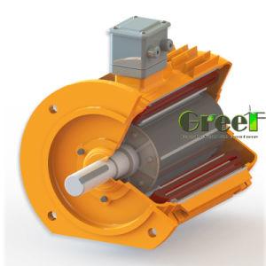 500kw a baja velocidad del generador de imanes permanentes para la Energía Eólica Energía Hidroeléctrica /
