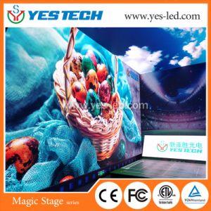 15 ans de la Chine Fabrication P3.9mm écran LED de l'intérieur affiche