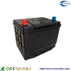 LiFePO 4 Carro Bateria Recarregável de partida 12 V 60 Ah