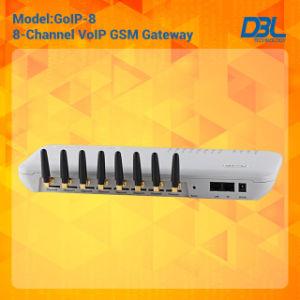 Gateway di GSM dei 8 canali/Gateway di VoIP con la fascia del quadrato da 8 GSM
