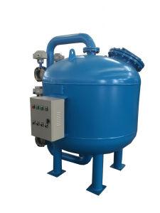 Automático de by-pass de filtración de la cama de arena para la refrigeración de la ciudad