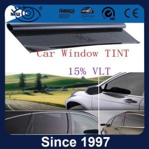 Janela de profissionais de protecção de venda quente película escurecida para carro