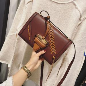 handbag Women Bag 형식 숙녀 어깨에 매는 가방 2018 새로운 디자인 핸드백 PU 가죽 가방 (WDL0464)