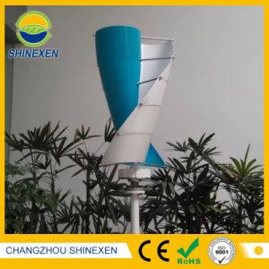 Eixo Vertical Vawt 300W gerador de Turbinas Eólicas