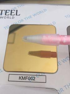 高品質304 Stainless Steel Color Kmf002 Mirror 8k Sheet