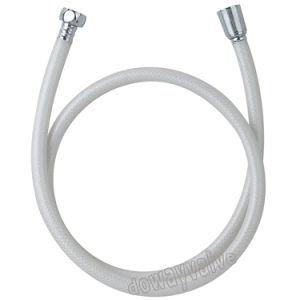 Tubo flessibile di acquazzone del filetto della rete del PVC
