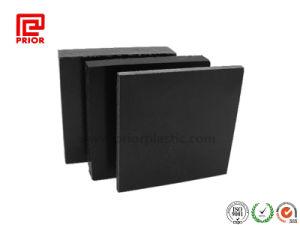 Эср безопасный материал бакелитового листа черного цвета