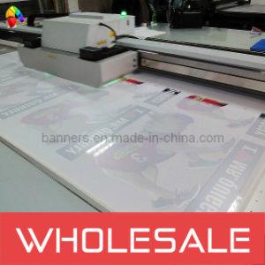 Etiqueta de la ventana de impresión plana de tintas UV UV (OCE)