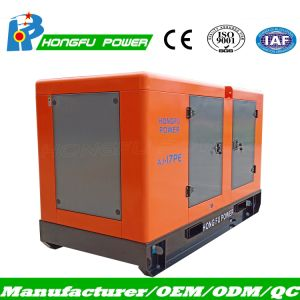 A potência nominal 1250kVA Yuchai Grupo Gerador Diesel
