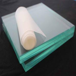 0.38mm PVB claro vidrio laminado para la arquitectura de películas