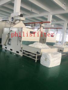 Игольчатый перфорированного Polyeser PE, P84, УМС, тефлоновой подложки, акрил, Nomex, PP, PPS нетканого материала фильтра тканью подушки безопасности