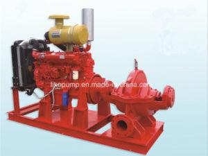 Xbc riego& la extinción de incendios conjunto de la bomba de agua del motor Diesel