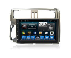 Android stéréo pour voiture Toyota Prado 2012 avec écran tactile