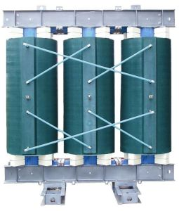 10kv~36kv trois phase de l'isolement transformateur de distribution avec faible bruit