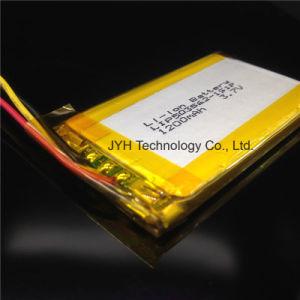 Кромка503562 1200Мач литий полимерная батарея 1s1p